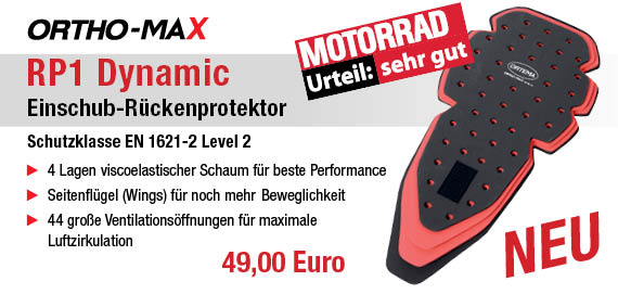 ortema sport protection ORTHO MAX RP1 Dynamic