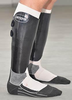 An die aktuellen Gegebenheiten angepasst: die neuen Schalen sind noch dünner, leichter und nun teilflexibel.
