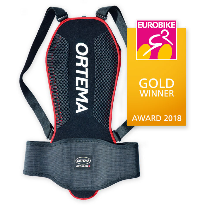 ORTEMA ORTHO-MAX Light - EUROBIKE AWARD Gold 2018