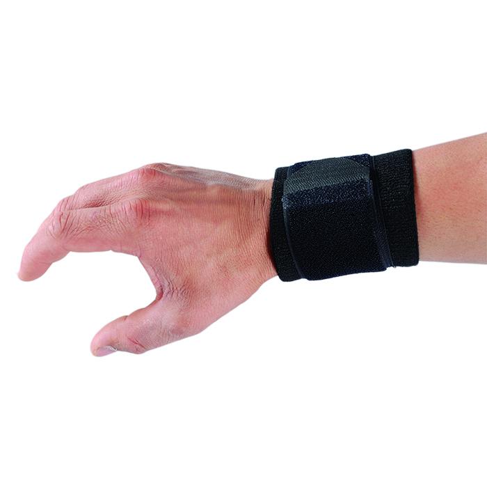 Handgelenkbandage aus elastischem Material